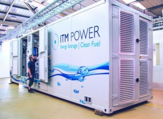 В Італії планують встановити 5 ГВт електролізних потужностей для генерації водню