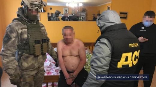 Закарпатцям, які торгували психотропними речовинами в Ужгороді та районі, обрано запобіжні заходи