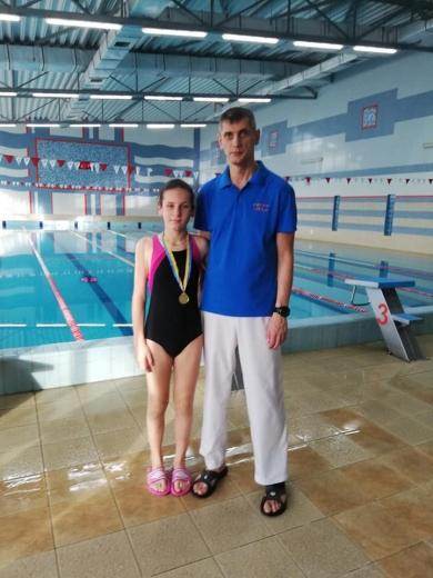 В Ужгороді проходять змагання з плавання, присвячені до  Дня людей з інвалідністю