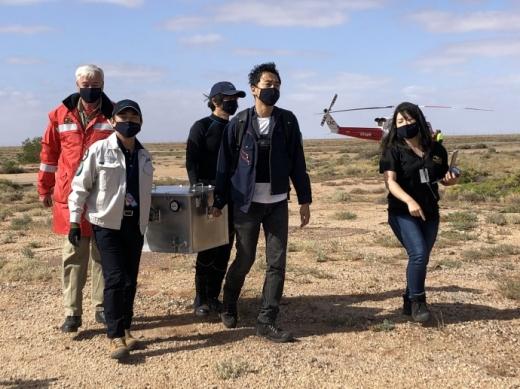 Подолавши шість мільярдів кілометрів, японський зонд доставив на Землю зразки астероїда
