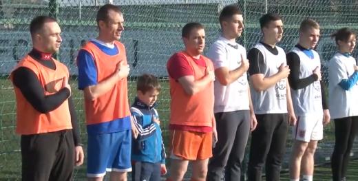 На Ужгородщині у футбольному турнірі зійшлись воїни АТО, ООС, волонтери та футболісти