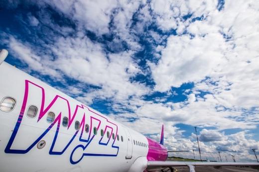Wizz Air відновлює польоти з Києва, Харкова і Львова до 10 країн