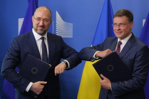 Євросоюз виділив Україні транш на €600 млн для підтримки в період коронакризи