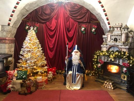 У Мукачеві відкривається резиденція святого Миколая