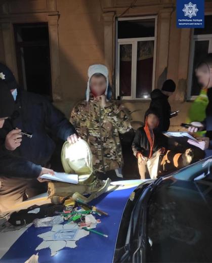У Мукачеві у велосипедиста поліція виявила наркотики (ФОТО)