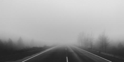 Синоптики попереджають про сильні тумани на майже всій території Закарпаття