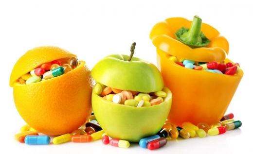 Вітаміни Amrita для оздоровлення та зміцнення