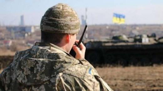 Окупанти стріляли з гранатометів на Донбасі