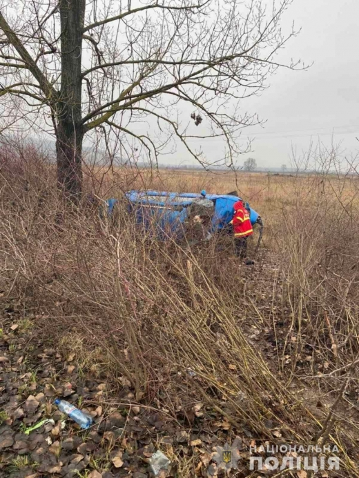 На Закарпатті з вини п'яного водія трапилася смертельна ДТП