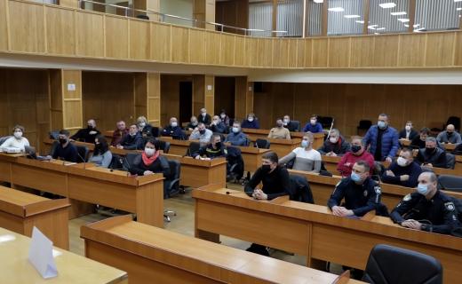 В Ужгороді відбулася зустріч із забудовниками: про що говорили?