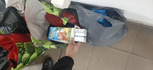 Сховали у каву, сок, ковдру: прикордонники викрили спробу тютюнової контрабанди