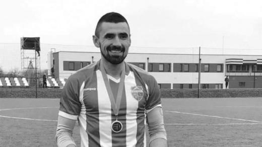На Закарпатті трагічно загинув капітан футбольного клубу Мирослав Мудра