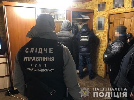 Переміщали нелегалів до ЄС: на Закарпатті викрили злочинну групу