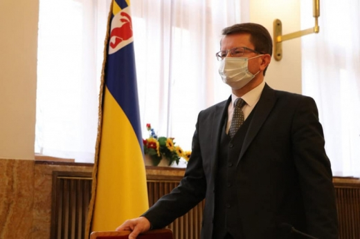 Новий голова ОДА озвучив головні напрямки своєї діяльності