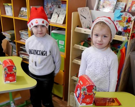 Помічники Святого Миколая привітали понад пів тисячі діток на Ужгородщині