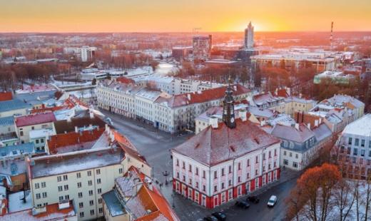 """Одне з найбільших міст Естонії з нового року повністю переходить на """"зелену"""" енергію"""