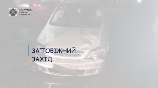 Смертельна ДТП в Іршаві: взято під варту винуватця аварії