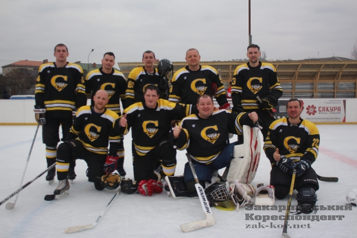 В Ужгород повернувся хокей: хокеїсти розіграли кубок відкриття