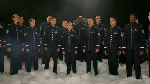 """Військовий оркестр США привітав Україну """"Щедриком"""": зворушливе відео"""