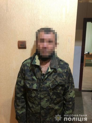 На Берегівщині зловмисник з ножем напав на жінку