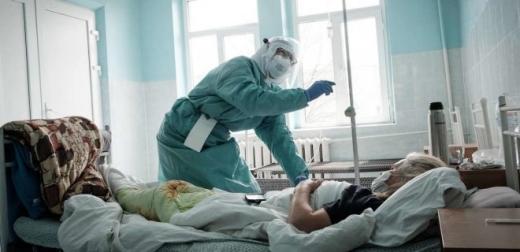 За минулу добу на Закарпатті померло 3 людей з COVID-19 та зафіксовано 97 нових хворих