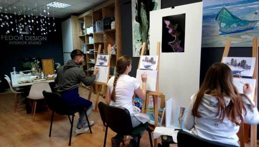 Fedor design art studio: як працює перша мистецька студія в Ужгороді