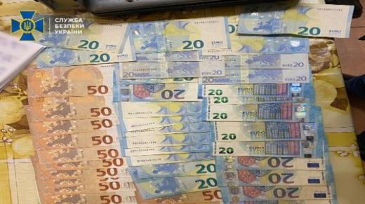 СБУ запобігла збуту фальшивих грошей на десятки мільйонів