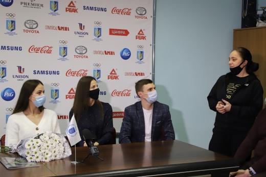 Ужгородка Валерія Юзвяк стала дворазовою чемпіонкою Європи з художньої гімнастики