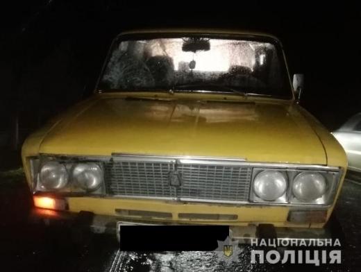 На Виноградівщині внаслідок ДТП загинув 70-річний чоловік
