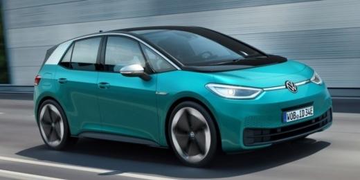 Кожен одинадцятий проданий у Європі автомобіль був електричним