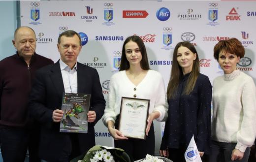 Спортсменка з Ужгорода стала чемпіонкою Європи