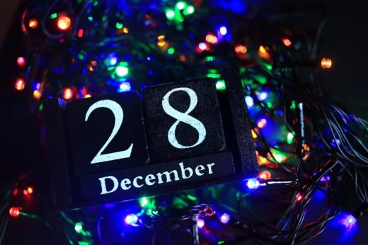 28 грудня: яке в цей день свято і в кого день ангела