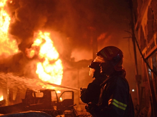Пожежі на Закарпатті: звіт рятувальників за добу