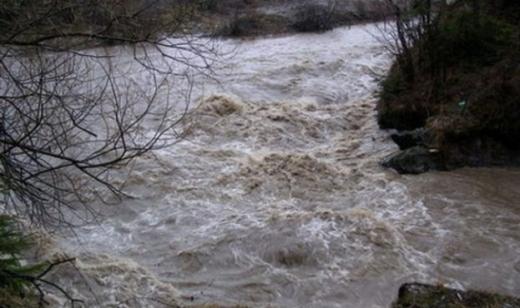 Штормове попередження: на початку нового року у річках підвищиться рівень води