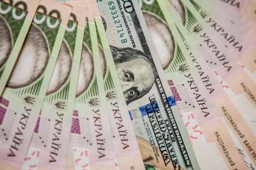 """Долар знову """"просів"""": курс валют на 30 грудня"""