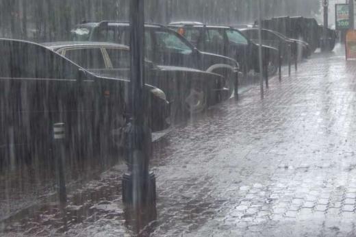 Синоптики попереджають про сильні дощі на Закарпатті