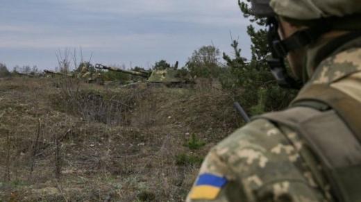 31 грудня на Донбасі не обійшлося без обстрілів