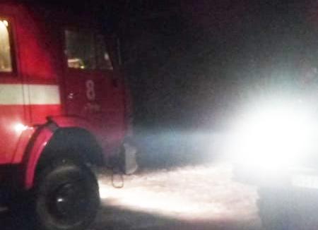 Цигарка ледь не коштувала життя: подробиці пожежі на Тячівщині
