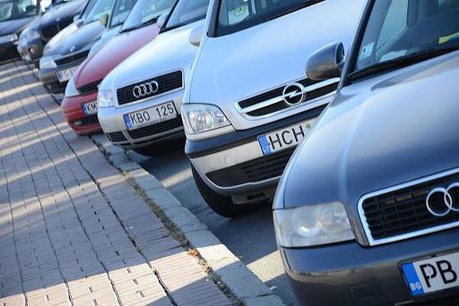 Чи можуть поліцейські конфіскувати автомобіль на єврономерах