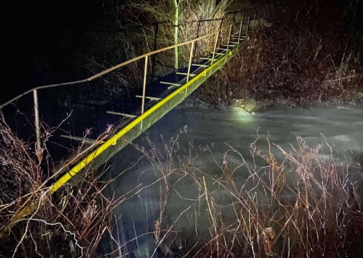 У новорічну ніч у р. Лисичанка потонув 24-річний хлопець