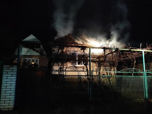 На Берегівщині та Ужгородщині в пожежах загинули дві людини (ФОТО)