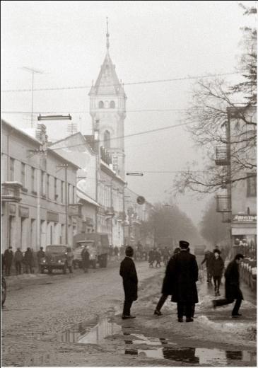 В інтернеті опублікували фотографії закарпатської зими 1967 року