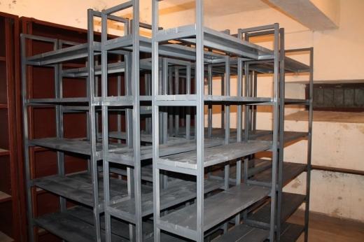 Закарпатська обласна  бібліотека виграла грант на відновлення підвалу