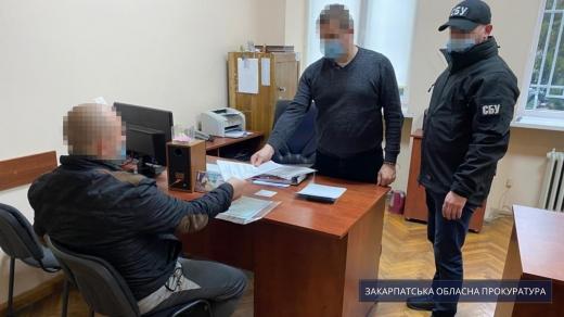 Закарпатцю, який пропагував відокремлення області, прокуратура погодила підозру