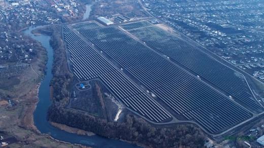 Норвезька компанія запустила на Черкащині сонячну станцію потужністю 32МВт