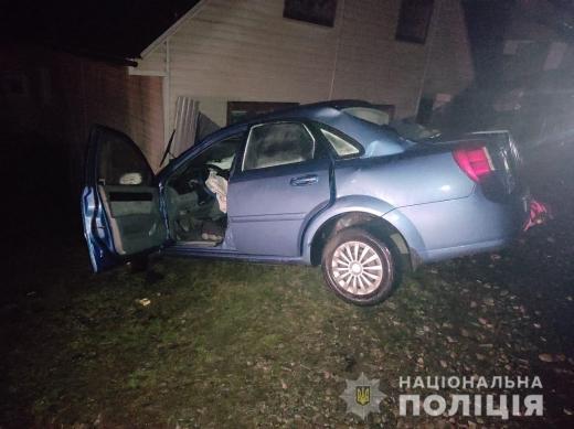 Моторошна аварія на Тячівщині: помер чоловік, дитина отримала важкі травми