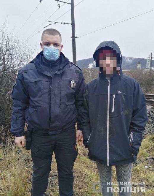 Пішов з дому після сварки: на Ужгородщині шукали зниклого неповнолітнього