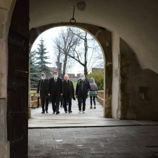 Цьогоріч на Закарпатті планують розпочати реставрацію історичних пам'яток