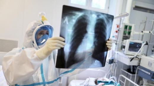 За добу в Україні госпіталізували майже 2,5 тисячі хворих на COVID-19