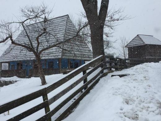 Ужгородський музей просто неба працюватиме під час зимового локдауну